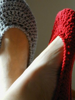 Not-So-Ruby Slippers