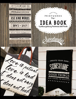 Sweetwater Printworks Ideas Book - SW P273