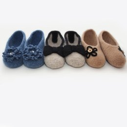 Simply Felted Ballet Flats