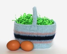 Learn to Felt - Easter Basket