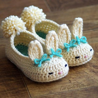 Tot Hops Toddler Bunny Slipper The Classic and Year-Round Slipper