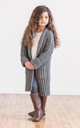 Just Right Jacket in Spud & Chloe Sweater - 201718 - Downloadable PDF