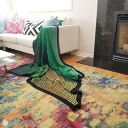 Window to the Whirl Blanket