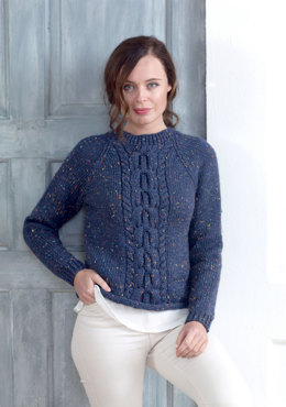 Sweaters in King Cole - 5015 - Leaflet