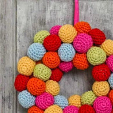 Stashbuster  Bauble Wreath