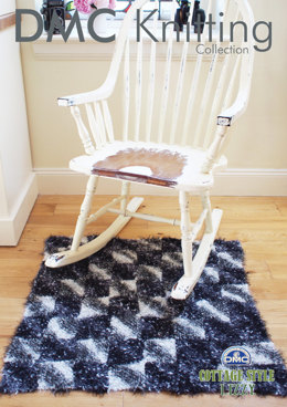 Textured Styles Rug in DMC Cottage Style Lizzy - 15190L/2