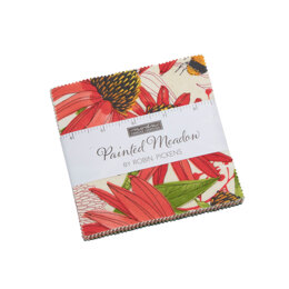 Moda Fabrics Painted Meadow 5in Charm Pack