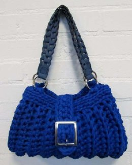 Capri Bag in Hoooked Zpagetti - Downloadable PDF