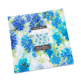Moda Fabrics Fields of Blue 10in Squares