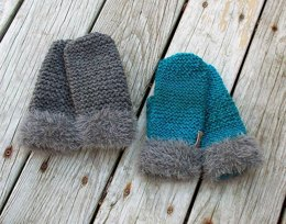Lady's Knight Mitts