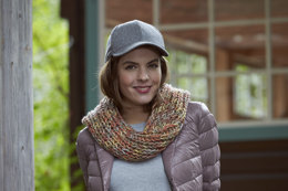 Infinity Scarf in Schachenmayr Bravo Big Color - Downloadable PDF