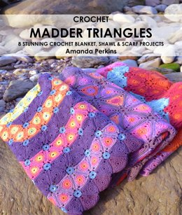 Madder Triangles Crochet Pattern Booklet