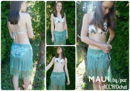 Maui wrap - swimsuit cover