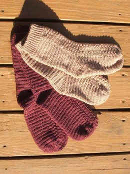Top Down Socks