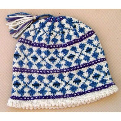 Rhapsody Fair Isle Hat