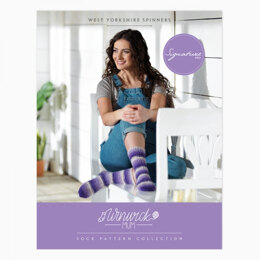 Winwick Mum Sock Pattern Collection by West Yorkshire Spinners
