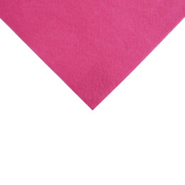 Groves Acrylic Felt Piece - Shocking Pink (9in x 12in)