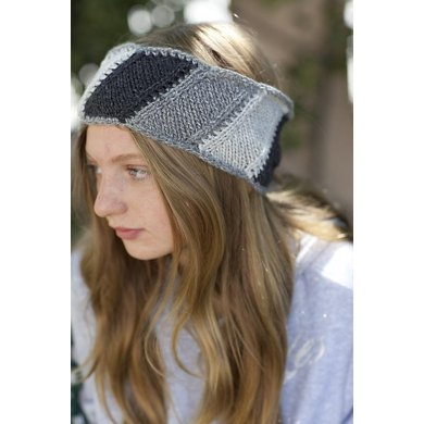 Slanting Stripes Headband