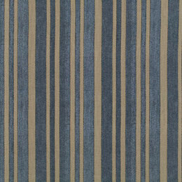 Free Spirit Eclectic Elements Ticking Blue