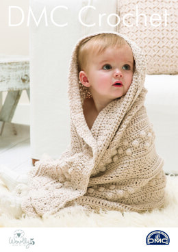 Billy Bobble Blanket in DMC Woolly 5 - 15417L/2 - Leaflet