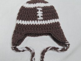 Pigskin Football Hat