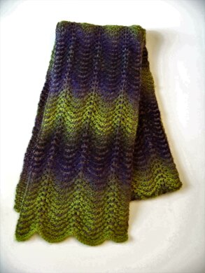 Sea and Sky Scarves