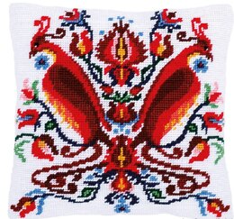 Vervaco Felix the Phoenix (Fenix) Cushion Tapestry Kit - Multi