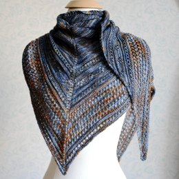 Country Song Shawl