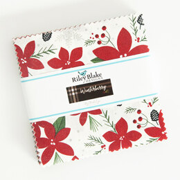 Riley Blake Winterberry 5in Charm Pack