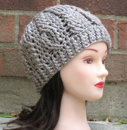 Briony Cabled Beanie