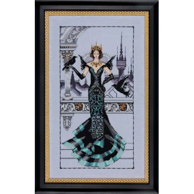 Mirabilia MD139 - The Raven Queen Chart - 1016520 -  Leaflet