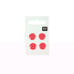 Rico Buttons With Dots