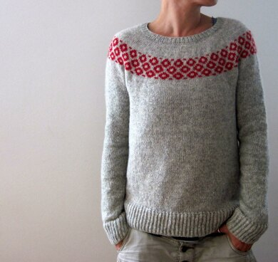 Bubbly sweater