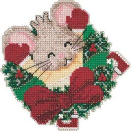 Mill Hill Patsy Pine Cross Stitch Kit
