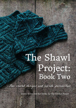 The Shawl Project: Book Two by Joanne Scrace and Kat Goldin