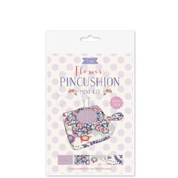 Tilda Lazy Days Flower Pincushion Mini Kit - 2,36 in-6cm