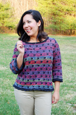Cubixx 2 in Knit One Crochet Too 2nd Time Cotton