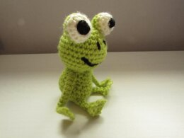 Quirky Mini Frog