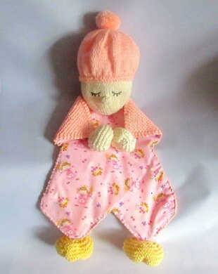 Dolly Animal Comfort Lovey