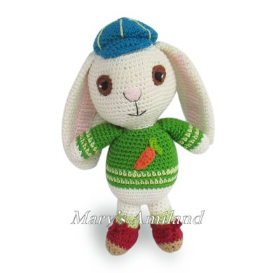 Amigurumi Tim Rabbit The Ami