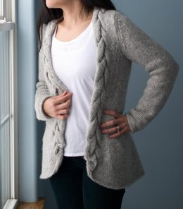 Midwinter Cardigan