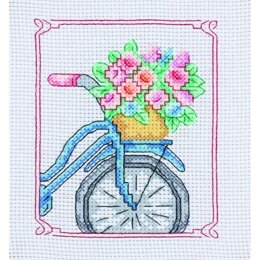 Creative World of Crafts Mini Kits - Bicycle