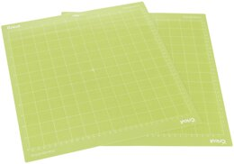 "Cricut Cutting Mats 12""X12"" 2/Pkg - StandardGrip"