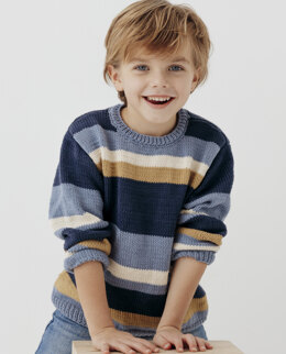 Jack Sweater in Phildar Phil Ecojean - Downloadable PDF