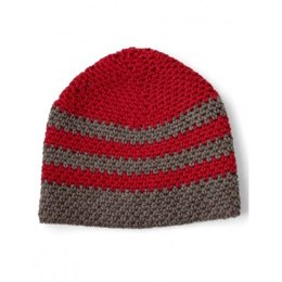 Hat in the Ring(s) in Patons Classic Wool Worsted - Downloadable PDF