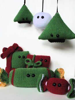 Knit your own Amigurumi Christmas
