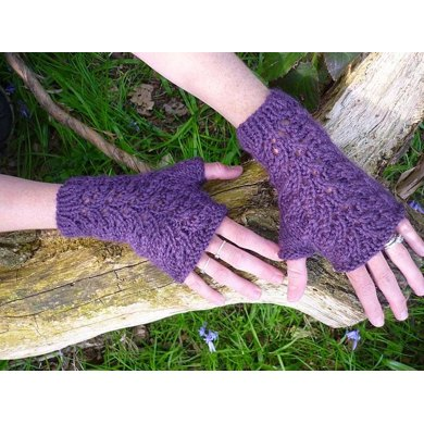 Kensington Fingerless Gloves