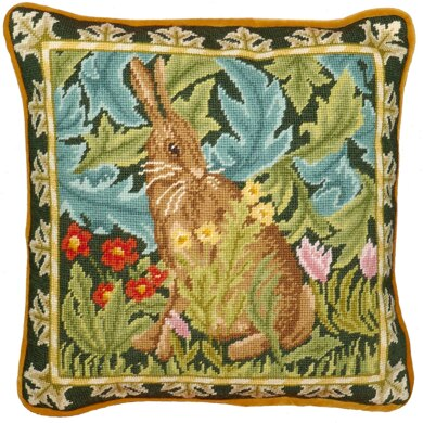 Bothy Threads Woodland Hare Tapestry Kit - 14in