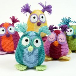 Mini Owls / Mini Eulen
