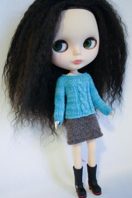 Anna Sweater for Blythe